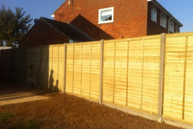 fENCING sOUTH lINCS